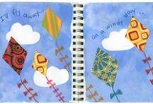 Art journal for kids / by Rachel Bingham