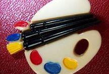 Painter's Palette / by Linda Edmonds Cerullo