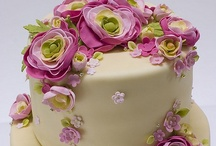 Too Beautiful to Eat / Cakes and Cupcakes that are Beautiful ~ would be hard to destroy by eating them! / by Lisa B