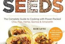 Fantastic Food / Here's food I love and recipes I find inspirational. / by Kim Lutz