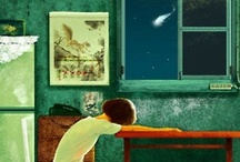 illustrated / by Saskia van der Meij