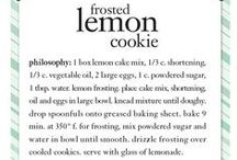 holiday recipes / some of our favorite recipes straight from our special holiday labels  / by philosophy