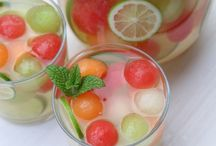 Drinks, Drinks and More Drinks / by Danielle Balch