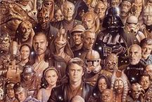 Everything Star Wars / In honor of the greatest movies of all time! / by Jade Brush