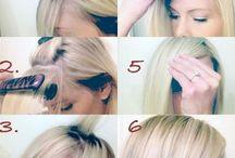 Hair / by Tiffany