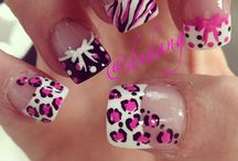 Nail art : ) / by Courtney Blazo