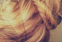Hair & makeup : ) / by Courtney Blazo