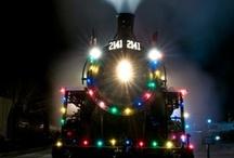 Travel-Trains & Tracks / by Virginia Hall