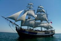 HMS Bounty / by Chaplain Debbie Mitchell