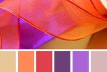 Color Palettes / by Terri Stegmiller