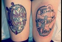 tattoos / by Che Kirkland