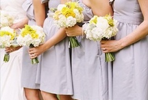 :: Yellow + Gray Weddings :: / by The Perfect Palette