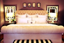 Dreamy bedrooms/bathrooms / by Natalie A.