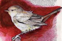 Book pages / by Terri Stegmiller