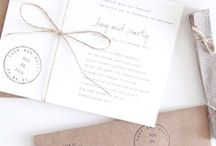 Paper Obsession / weddingsophisticate.com / by Wedding Sophisticate