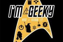 gotta love a geek / by debbie Drorbaugh