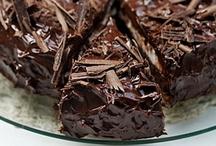 Chocolate / by Ronnie R. Faucher