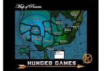 The Hunger Games / by Elysa Parks