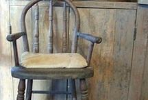 Benches & Chairs / by Debby Decubellis