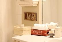Bathroom Ideas / by Debby Decubellis
