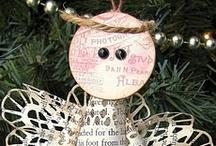 Christmas Angels & More / by Debby Decubellis
