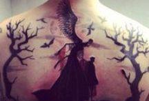 Tattoos / by Elysa Parks