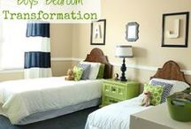 Beautiful Rooms--Boy's Bedroom / Ideas for boy's bedrooms / by Kara Cook (Creations by Kara)