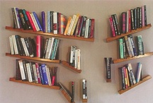 Books, books and more books / by Jen Johnson