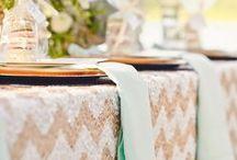 Linen Love / weddingsophisticate.com / by Wedding Sophisticate