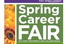 COB Career Fair 2014 / Find everything you need to be prepared for the Career Fair coming up March 20, 2014 / by ECU College of Business