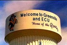 Around Greenville, NC / Things to see and places to visit. (When you're finished studying!) / by ECU College of Business