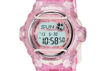 Casio Baby G Watches / Lovely Watches from Casio for Women and Girls! / by REEDS Jewelers