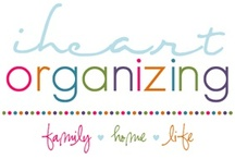 Organization / by Tammy Giles