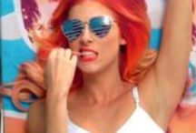 """American Girl Music Video / Here are some awesome pictures from the music video of my new single """"American Girl"""".  / by Bonnie Mckee"""