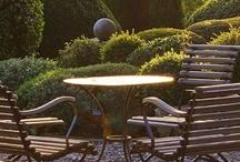 home & garden / terracotta frames / by Simonetta Chiarugi