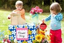 Kids: Spring Craft & Activity / by Erika Brandlhoffer