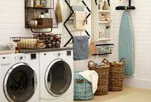 Home: Laundry room / by Erika Brandlhoffer