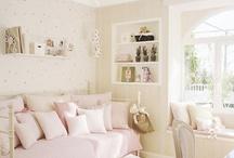 Home: Little Girl's room / by Erika Brandlhoffer