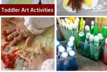 Kids: little Boy's Craft & Activity / by Erika Brandlhoffer