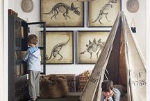 Home: Little Boy's room / by Erika Brandlhoffer