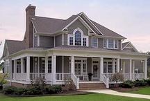 Home Sweet Home / by Jessica Monroe