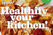 Healthier Recipe Options / by Lisa Gipson Renshaw