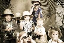 Bday Party: Safari/ZOO/Jungle / ..and Wild Kratts! :) / by Erika Brandlhoffer