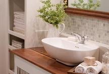 Home: Bathroom / by Erika Brandlhoffer