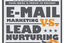Lead Nurturing | Infographics / Inbox Insight's 'Lead Nurturing' board includes a full range of infographics to help you find out the best practices and most effective lead nurturing techniques. / by Inbox Insight