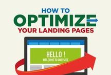 Landing Pages | Infographics / by Inbox Insight