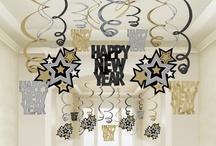 Seasonal - New Year's Eve Party / by Erika Brandlhoffer
