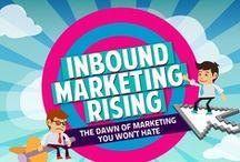 Inbound Marketing | Infographics / by Inbox Insight