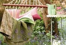 Garden: outdoor living / by Erika Brandlhoffer