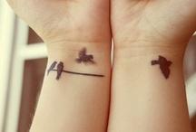 tattoos / by Natty Montgomery